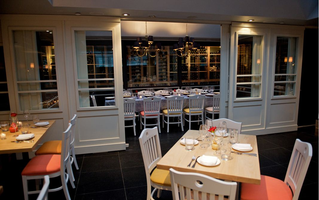 lartusi restaurant private dining nyc - Private Dining Rooms Nyc