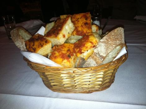 bread - carmines