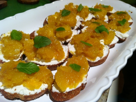tray - butter nut squash
