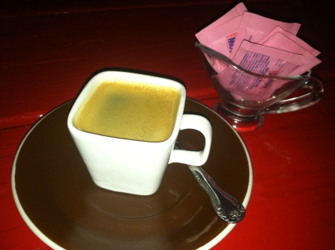 espresso - nixtamal