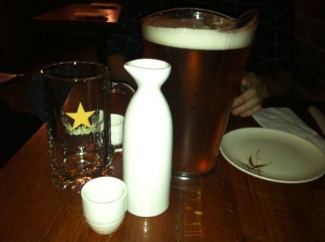 drinks - oh taisho