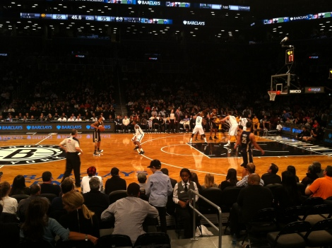 nets 2 - barclays