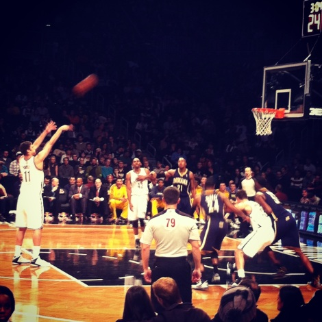 nets - barclays
