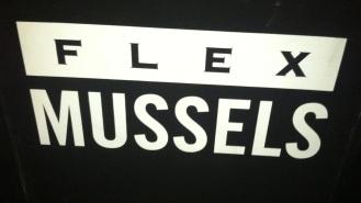 flex mussels - flex