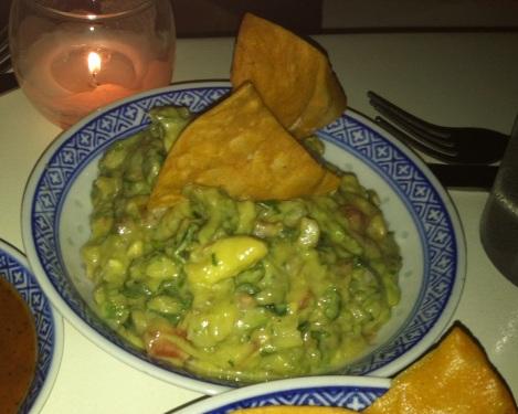 Guacamole, Fresh Chips
