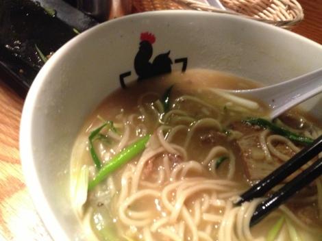 my bowl - totto ramen