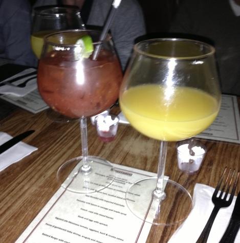 Bloody Mary - Mimosa