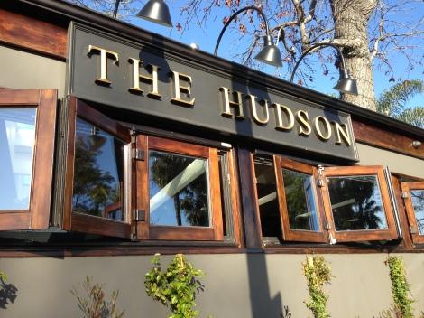 outside - hudson