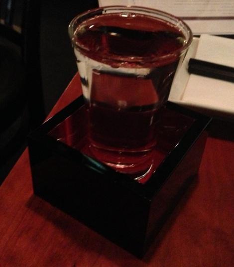 sake - yakitori totto