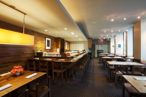 Columbus Interior - zagats - sushi of gari