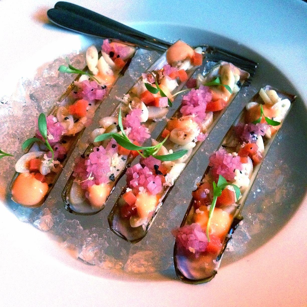 Razor clam recipes pasta