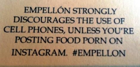 sign - empellon