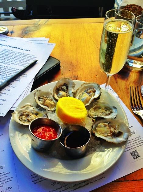 oyster - mermaid inn