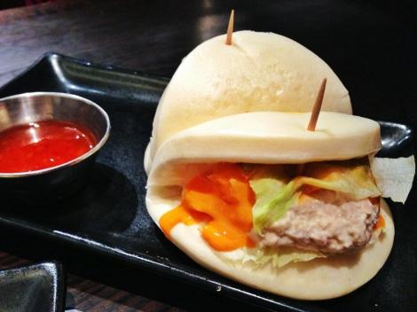 Spicy Tuna Bun