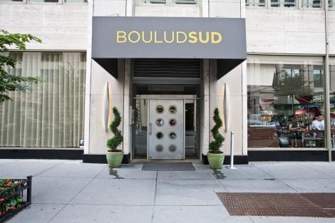 Boulud Sud - exterior