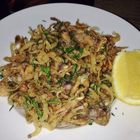 Chanquetes (Crispy Spanish Baitfish)