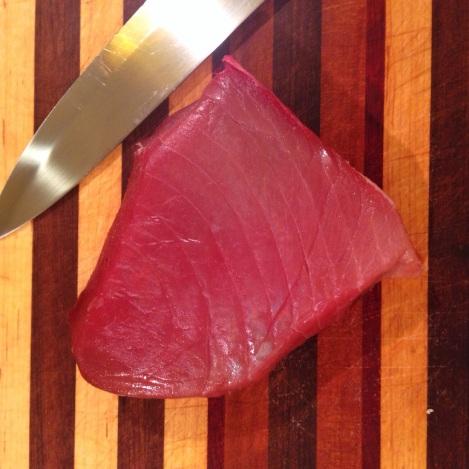 Sushi Grade Tuna