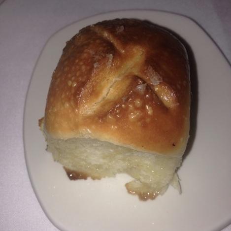 Buttery Homemade Parker Rolls with Sea Salt