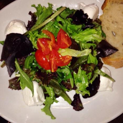 Pontina - Fresh Mozzarella, Spring Mix, Cherry Tomatoes, Aged Balsamic