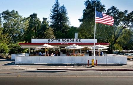 Gott's Roadside Napa CA