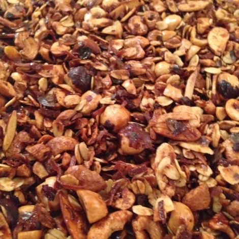 Toasted Granola