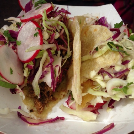 Carnitas & Fish Tacos