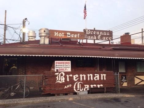 Brennan & Carr in Sheepshead Bay, Brooklyn