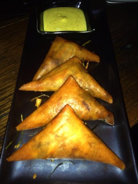 Katz's Pastrami Triangles with Honey Mustard