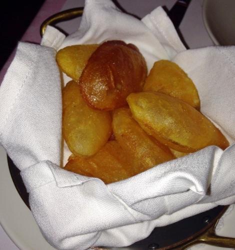 Pomme Soufflés