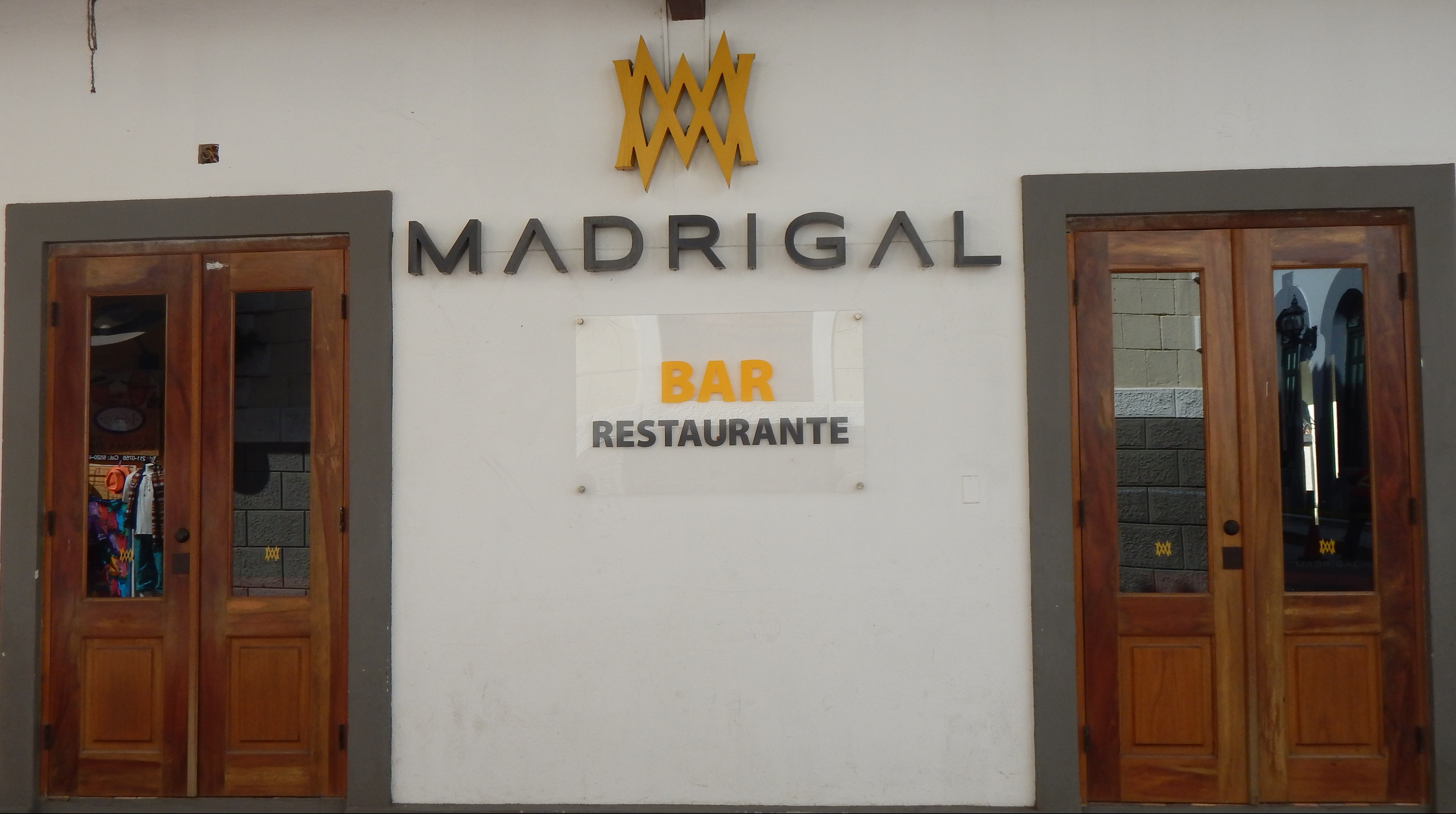 Madrigal | The Political Foodie