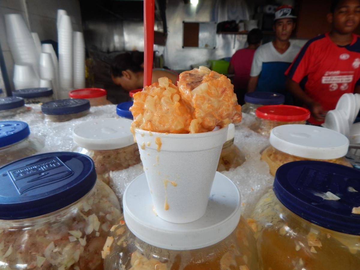 Mercado de Mariscos (Fish Market)