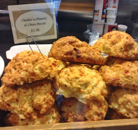 Cheddar Jalapeno Biscuits