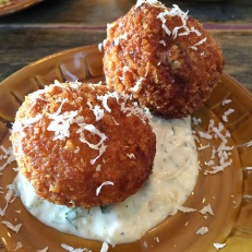 Cod Croquettes with Remoulade