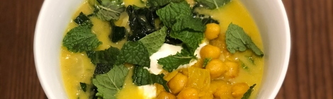 Spiced Chickpea Stew by Alison Roman