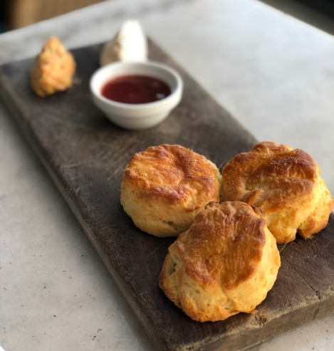 Biscuits from The Hart and the Hunter