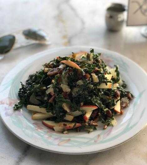 Kale Salad at The Hart and the Hunter